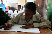 Amasango Career School. Amasango is a primary school for children with special needs. It is housed in disued railway buildings on a gravel plot on the outskirts of Grahamstown...Despite receiving a court order to provide plans for a permanent school in August 2010, the department of Basic Education had failed to do so as of March 2012. The Legal Resources Centre continues to represent the school as they push for adequate facilities...©Zute & Demelza Lightfoot/ Legal Resources Centre