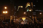 Sao Paulo_MG, 15 de Maio de 2010...VIRADA CULTURAL 2010..O compositor e multi instrumentista americano Booker T. se apresenta durante programação da Virada Cultural no palco Boulevard Sao Joao...FOTO: MARCUS DESIMONI / NITRO