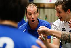 20161126 NED: Beker, Sliedrecht Sport - Pelster Cito: Sliedrecht <br />Paul van der Ven <br />©2016-FotoHoogendoorn.nl / Pim Waslander