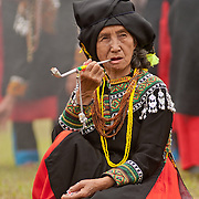 Malatangia Bunong shoot the ear festival, Namasiya Township, Kaohsiung County, Taiwan