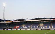 Vanaf het voetbalseizoen 2008-2009 heeft Willem II LED reclameborden in het stadion<br /> Bij avondwedstrijden wordt de reclame goed zichtbaar. Voorbeeld MASITA<br /> Foto: Geert van Erven