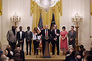 President Donald Trump celebrates the six month anniversary of the Tax Cuts and Jobs Act 29 June 201