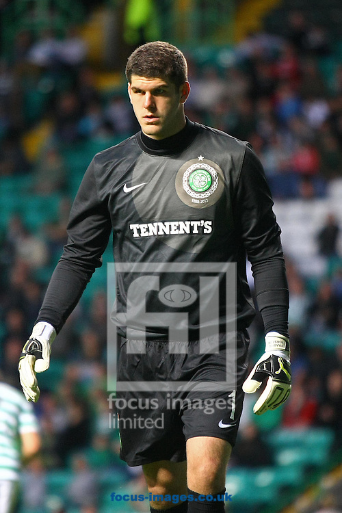 Picture by Paul Chesterton/Focus Images Ltd +44 7904 640267.24/07/2012.Fraser Forster of Celtic during the Friendly match at Celtic Park, Glasgow.