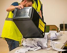 Leith Walk Council By-Election count,  Edinburgh, 11 April 2019