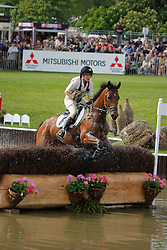 "Donckers Karin (BEL) - Gazelle de Brasserie<br /> ""The Mitsubishi Motors Badminton Horse Trials""<br /> CCI**** Badminton 2009<br /> © Dirk Caremans"