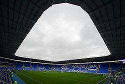 View inside the Madejski Stadium. - Photo mandatory by-line: Alex James/JMP - Mobile: 07966 386802 - 18/10/2014 - SPORT - Football - Reading - Madejski Stadium - Reading v Derby County - Sky Bet Championship