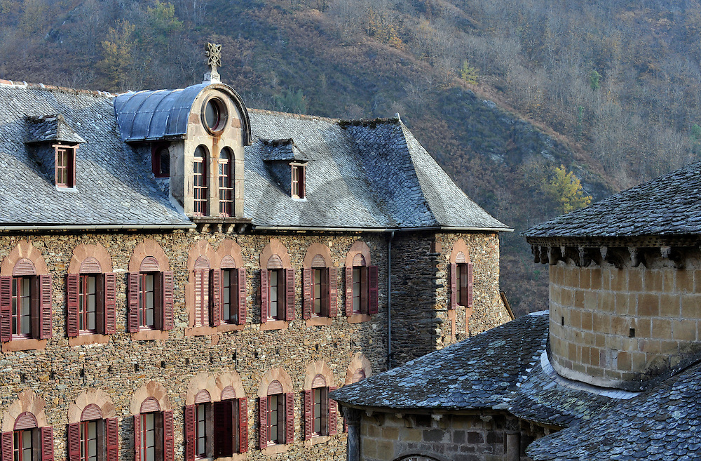 31/10/09 - CONQUES - AVEYRON - FRANCE - Photo Jerome CHABANNE