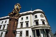 Deutschland Germany Hessen.Hessen, Wiesbaden.Schloss, Hessischer Landtag., castle, Parliament of Hessen...