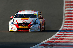 Race Winner Matt Neal | #25 Honda Yuasa Racing Civic Type R | Dunlop MSA BTCC | Race 3 - Photo mandatory by-line: Rogan Thomson/JMP - 07966 386802 - 05/04/2015 - SPORT - MOTORSPORT - Fawkham, England - Brands Hatch Circuit - British Touring Car Championship Meeting Day 2.