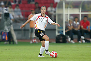 21 August 2008: Renate Lingor (GER). Germany's Women's National Team defeated Japan's Women's National Team 2-0 at the Worker's Stadium in Beijing, China in the Bronze Medal match in the Women's Olympic Football tournament.