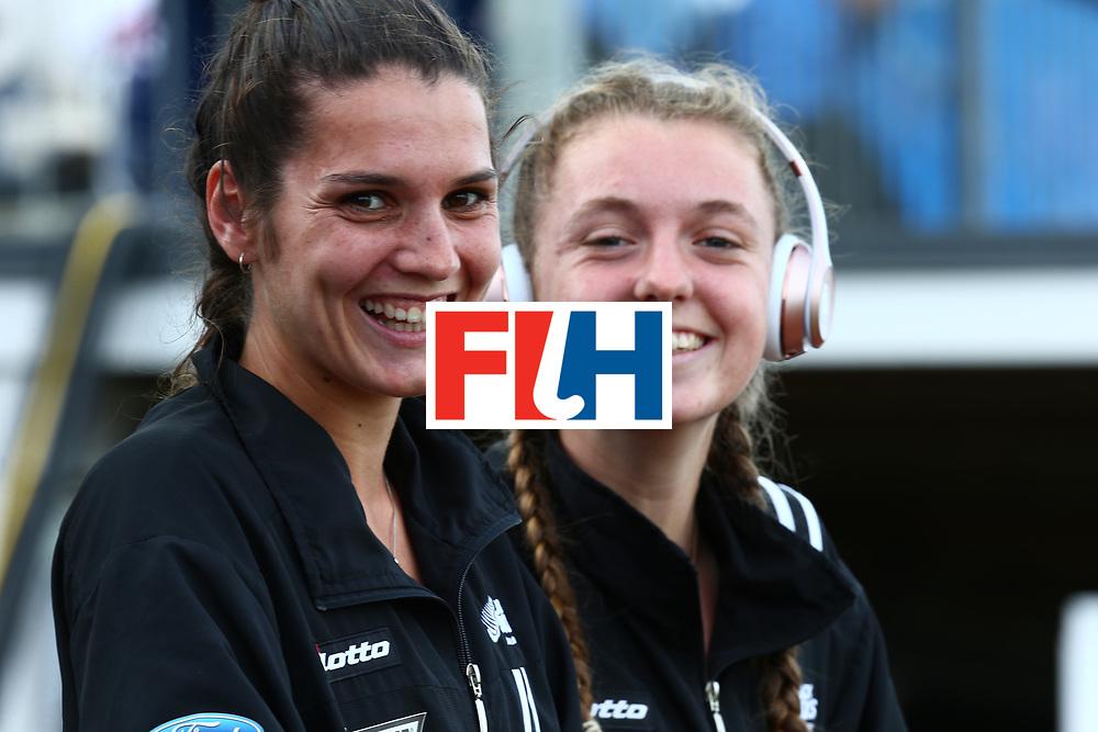 New Zealand, Auckland - 26/11/17  <br /> Sentinel Homes Women&rsquo;s Hockey World League Final<br /> Harbour Hockey Stadium<br /> Copyrigth: Worldsportpics, Rodrigo Jaramillo<br /> Match ID: 10321 - KOR vs ENG<br /> Photo: (6) ROBINSON Amy