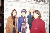 The BRIT Awards Launch 1995 <br /> Wednesday 11 Jan 1995.<br /> The Hard Rock Cafe, London, England<br /> Photo: JM Enternational