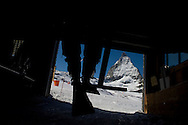 The Matterhorn from the Sandiger  Boden at 2786 meters