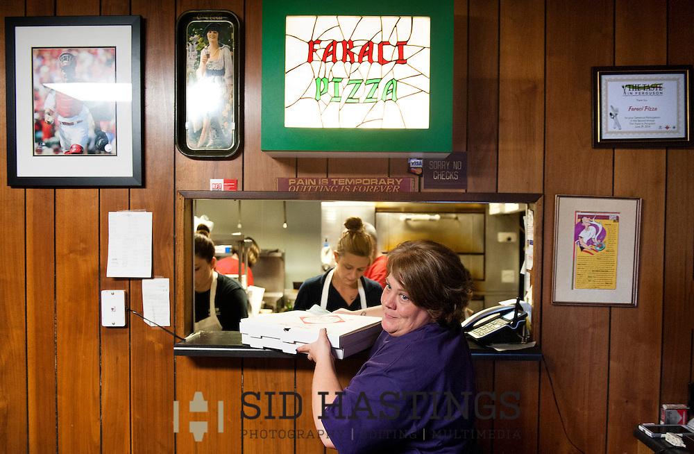 Faraci Pizza in Ferguson, Mo. | Sid Hastings photography