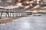 Crystal Pier, Winter