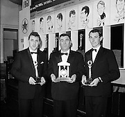 Caltex sports stars award-winners: Liam Devaney, Tipperary, (Hurling); Mick Mackey, Limerick ( Hall of Fame), Tommy Wade, Tipperary ( Show Jumping).01.02.1962