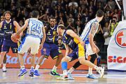 DESCRIZIONE : Beko Legabasket Serie A 2015- 2016 Dinamo Banco di Sardegna Sassari - Manital Auxilium Torino<br /> GIOCATORE : Rok Stipcevic Joe Alexander<br /> CATEGORIA : Palleggio Controcampo Blocco Controcampo<br /> SQUADRA : Dinamo Banco di Sardegna Sassari<br /> EVENTO : Beko Legabasket Serie A 2015-2016<br /> GARA : Dinamo Banco di Sardegna Sassari - Manital Auxilium Torino<br /> DATA : 10/04/2016<br /> SPORT : Pallacanestro <br /> AUTORE : Agenzia Ciamillo-Castoria/C.Atzori