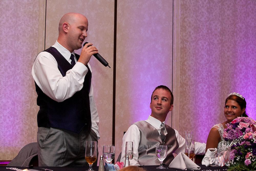 | Brock + Brittani| June 2, 2012 in Blue Springs, Missouri. (David Welker/www.TurfImages.com)