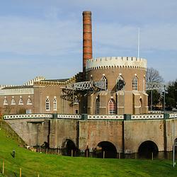 Cruquius, Haarlemmermeer, Noord Holland, Netherlands
