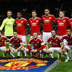 30, 2015 Manchester United FC v VfL Wolfsburg - UEFA Champions League