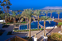 Hilton Luxor Resort and Spa, on the Nile River, Luxor, Egypt