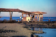 1979 Oddo's Fishing Shack by Water