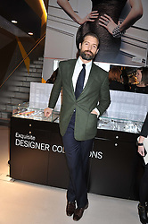 PATRICK GRANT at the unveiling of the Helena Christensen and Swarovski Crystallized Unsigned Model search winners held at Swarovski Crystallized, 24 Great Marlborough Street, London on 26th January 2012.