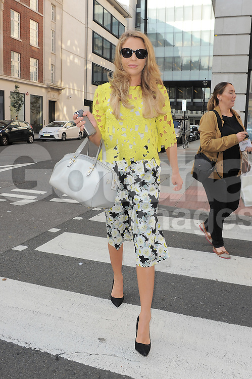 TOWIE star Lydia Bright arriving at BBC Radio 1 in central London, UK. 03/10/2014<br />BYLINE MUST READ : GOTCHAIMAGES.COM<br /><br />Copyright by &copy; Gotcha Images Ltd. All rights reserved.<br />Usage of this image is conditional upon the acceptance <br />of Gotcha Images Ltd, terms and conditions available at<br />www.gotchaimages.com