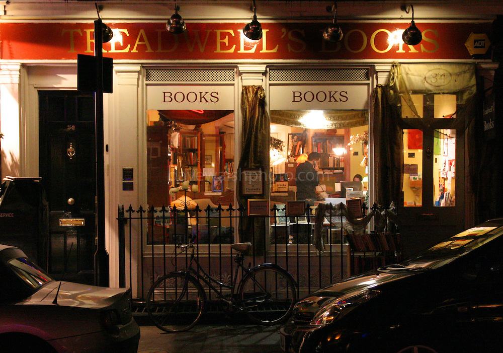 Treadwell's Bookshop, at 34 Tavistock Street in London, specialises in cultural history and esoteric belief. We have lots of British history, but also the history, religion and magic of Celtic regions, Europe, the Near East, Asia, Africa Australia and the Americas.