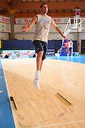 DESCRIZIONE : Bormio Raduno Collegiale Nazionale Maschile Preparazione Fisica <br /> GIOCATORE : Matteo Soragna <br /> SQUADRA : Nazionale Italia Uomini <br /> EVENTO : Raduno Collegiale Nazionale Maschile <br /> GARA : <br /> DATA : 22/07/2008 <br /> CATEGORIA : <br /> SPORT : Pallacanestro <br /> AUTORE : Agenzia Ciamillo-Castoria/S.Silvestri <br /> Galleria : Fip Nazionali 2008 <br /> Fotonotizia : Bormio Raduno Collegiale Nazionale Maschile Preparazione Fisica <br /> Predefinita :