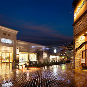 Vintage Faire Lifestyle Market- Modesto, CA- built by Whiting-Turner Const. Retail Infrastructure- Architectural Photography Example of Chip Allen's work.