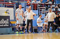 Fabrice Grasset  - 08.04.2015 - Creteil / Montpellier - 20eme journee Division 1<br /> Photo : Anthony Dibon / Icon Sport