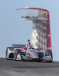 February 12, 2019 - Austin, Texas, U.S. - WILL POWER (12) of Australia goes through the turns during practice for the IndyCar Spring Test at Circuit Of The Americas in Austin, Texas. (Credit Image: © Walter G Arce Sr Asp Inc/ASP)