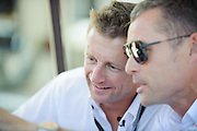 September 30-October 1, 2011: Petit Le Mans. 2 Allan McNish, Tom Kristensen,  Audi R18, Audi Sport Team Joest