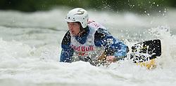 AUT, ECA Kayak Freestyle European Championships im Bild Cervinka Lukas, CZE, Canadien Men, #48, EXPA Pictures © 2010, PhotoCredit: EXPA/ J. Feichter