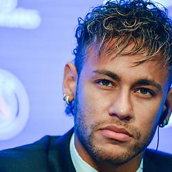Neymar press conference
