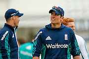 England Captain & Essex Batsman Alastair Cook  during the Investec Test Series 2016 match between England and Sri Lanka at Headingly Stadium, Leeds, United Kingdom on 19 May 2016. Photo by Simon Davies.