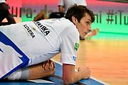 ortner<br /> pregame<br /> Germani Basket Brescia - Openjobmetis Varese<br /> Legabasket Serie A 2017/18  gara 1<br /> Verona, 12/05/2018<br /> Foto G.Checchi / Ciamillo-Castoria