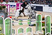 Geir Gulliksen - Gin Chin van het Lindenhof<br /> Gothenburg Horse Show 2019<br /> © DigiShots