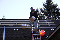 Solar Panel Installation. Leica T camera and 18-56 mm lens