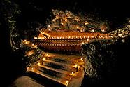 Wat Tham Phousi -  Luang Pranbang, Laos