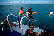 MEXICO, YUCATAN, TOURISM Cancun, Agua World Water Sports