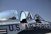IDAHO Canyon County Nampa Warhawk Air Museum Michell B-25 Invitational T-28 Trojan