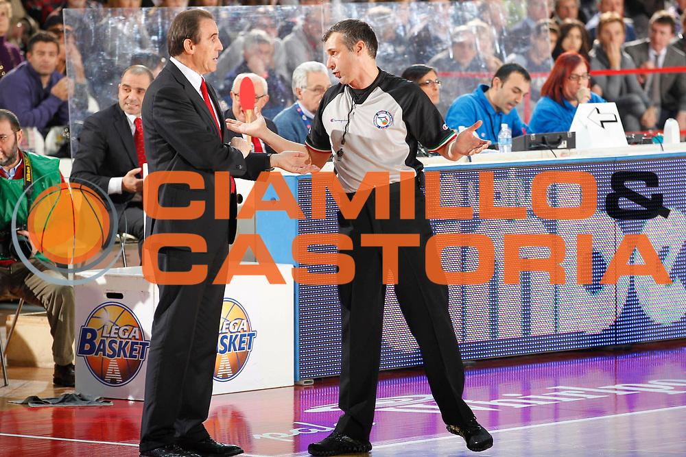 DESCRIZIONE : Varese Campionato Lega A 2011-12 Cimberio Varese Angelico Biella<br /> GIOCATORE : Carlo Recalcati Arbitro<br /> CATEGORIA : Ritratto Delusione<br /> SQUADRA : Cimberio Varese<br /> EVENTO : Campionato Lega A 2011-2012<br /> GARA : Cimberio Varese Angelico Biella<br /> DATA : 18/12/2011<br /> SPORT : Pallacanestro<br /> AUTORE : Agenzia Ciamillo-Castoria/G.Cottini<br /> Galleria : Lega Basket A 2011-2012<br /> Fotonotizia : Varese Campionato Lega A 2011-12 Cimberio Varese Angelico Biella<br /> Predefinita :