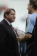 Twickenham. GREAT BRITAIN, Steve HANSON, during  the 2006 Investec Challenge, game between, England  and New Zealand [All Blacks], on Sun., 05/11/2006, played at the Twickenham Stadium, England. Photo, Peter Spurrier/Intersport-images].....   [Mandatory Credit, Peter Spurier/ Intersport Images].