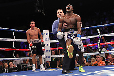July 21, 2012: Adrien Broner vs Vincente Escobedo