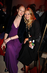 Left to right, JADE PARFITT and JODIE KIDD at the launch party for Donna Karan's new fragrance Gold held at the Donna Karan store, 19 New Bond Street, London on 16th November 2006.<br /><br />NON EXCLUSIVE - WORLD RIGHTS