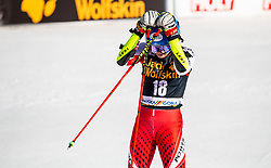 TRUPPE Katharina of Austria competes in 2nd Run during the Ladies' GiantSlalom at 56th Golden Fox event at Audi FIS Ski World Cup 2019/20, on February 15, 2020 in Podkoren, Kranjska Gora, Slovenia. Photo by Matic Ritonja / Sportida
