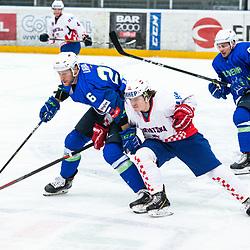 20200207: SLO, Ice Hockey - Olympic Ice Hockey Pre-Qualifications, Group G, Slovenia vs Croatia