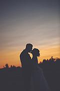 Beautiful Fall Whistlebear Wedding